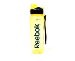 Бутылка для воды  Reebok 0,75 (Желтая) арт. RABT-P75YLREBOK