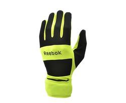 Всепогодные перчатки для бега Reebok арт. RRGL-10132YL