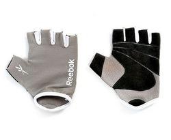 Перчатки для фитнеса арт.RAEL-11134BK(Черный/белый)